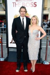 "Dax Shepard and Kristen Bell : ""The Boss"" Los Angeles Premiere"