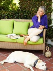 Jamie Lee Curtis: October 2012 issue of Good Housekeeping magazine