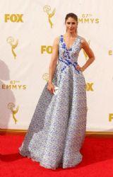 Amanda Crew: 67th Annual Emmy Awards