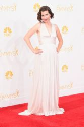 Kristen Schaal: Arrivals at the 66th Annual Primetime Emmy Awards