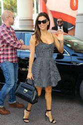 Eva Longoria: Arrives at Martinez Hotel Ahead of the 69th Annual Cannes Film Festival