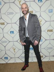 Chris Daughtry: 67th Primetime Emmy Awards Fox After Party