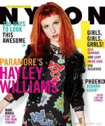 Hayley Williams: NYLON's April 2013 issue