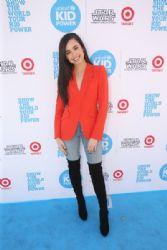Sofia Carson: UNICEF Kid Power Los Angeles Event