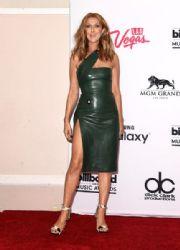 Céline Dion wears Mugler - 2015 Billboard Music Awards