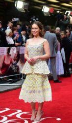Emilia Clarke in Ulyana Sergeenko : Me Before You London Premiere