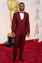 David Oyelowo: 87th Annual Academy Awards 2015