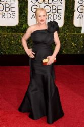 Patricia Arquette: 72nd Annual Golden Globe Awards 2015- Arrivals