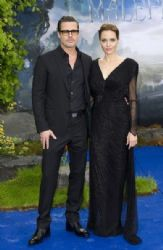 Brad Pitt And Angelina Jolie 'Maleficent' Costume and Props Reception
