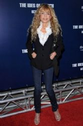 Dyan CAnnon Los Angeles Premiere of