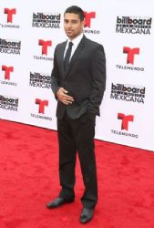 Wilmer Valderrama: Latin Billboard Awards for the Mexican Music 2013