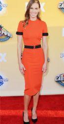 Hilary Swank  at Fox's