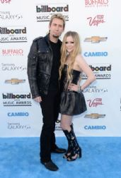 Avril Lavigne and Chad Kroeger: 2013 Billboard Music Awards