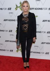 Ashley Benson wears H&M - H&M flagship fifth avenue store launch event