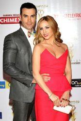 David Zepeda and Lina Radwan: