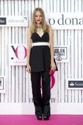 Esmeralda Moya wears SportMax - 'Yo Dona' International Awards 2014