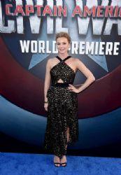 Emily VanCamp :  'Captain America: Civil War' Premiere