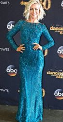 Julianne Hough: at the Monday finals episode of Dancing With the Stars in L.A
