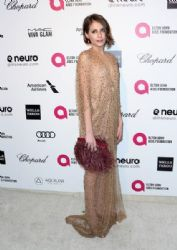 Willa Holland: Elton John AIDS Foundation Oscars 2015 Viewing Party