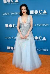 Dita Von Teese wears Zuhair Murad - 2015 Moca Gala in LA