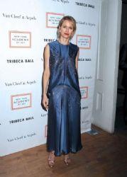 Naomi Watts in Stella McCartney at the 2017 Tribeca Ball