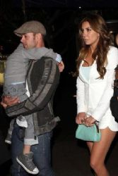 William Levy and Elizabeth Guttierez: LAX