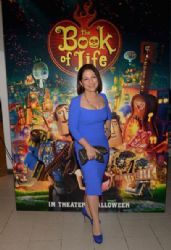 Gloria Estefan: 'The Book of Life' Premieres in Miami