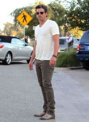 Patrick Dempsey was out and about in Los Angeles, California on July 21, 2012