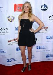 Andrea Bowen: Cystic Fibrosis Foundation Party