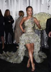 Rita Ora wears Giambattista Vall Dress : Fifty Shades Darker Premiere in L.A