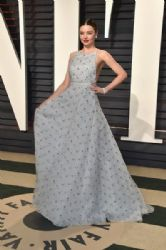 Miranda Kerr: 2017 Vanity Fair Oscar Party Hosted By Graydon Carter - Arrivals