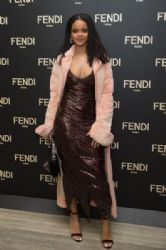 Rihanna - Fendi Celebrates The Opening of New York Flagship Store