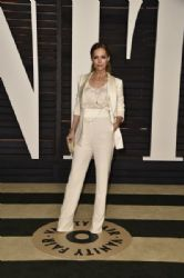 Leslie Mann: Elton John AIDS Foundation Oscars 2015 Viewing Party