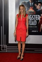 Kim Raver: at Gangster Squad premiere at Grauman's Chinese Theatre in Hollywood