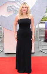 Kate Winslet wears Jenny Packham - 'Divergent' London premiere