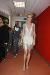 Zeta Makrypoulia: Dancing With The Stars 1st live