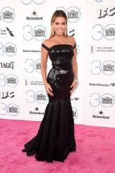 Sylvie Meis wears Mart Visser - The 2015 Film Independent Spirit Awards