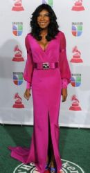 Natalie Cole: Latin Grammy Awards 2012