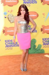 Dulce Maria: Nickelodeon's 28th Annual Kids' Choice Awards - Arrivals