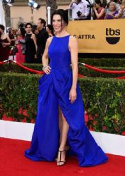 Julianna Margulies: 21st Annual Screen Actors Guild Awards - Arrivals