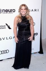 Shawn Johnson: 25th Annual Elton John AIDS Foundation's Oscar Viewing Party - Arrivals