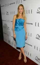 Kim Raver: attends the ELLE's Women in Television Celebration at Soho House