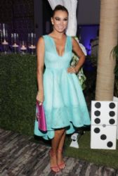 Elizabeth Gutierrez: Amigos For Kids Celebrity Domino Night