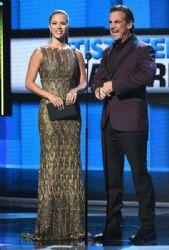 Ximena Duque and Carlos Ponce: Telemundo's Latin American Music Awards 2015 - Show