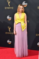 Laura Carmichael: 68th Annual Primetime Emmy Awards - Arrivals