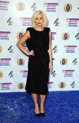 Kimberly Wyatt: attends the British Comedy Awards at Fountain Studios