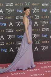 Dafne Fernandez: Goya Cinema Awards 2015 - Red Carpet