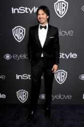 Ian Somerhalder: The 2017 InStyle and Warner Bros. 73rd Annual Golden Globe Awards Post-Party - Red Carpet