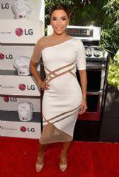 Eva Longoria and LG Electronics Host LG 'Fam To Table' Series