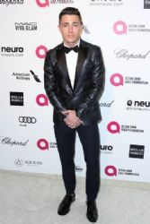 Colton Haynes: Elton John AIDS Foundation Oscars 2015 Viewing Party